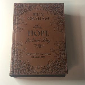 Brand new billy graham morning devotion book
